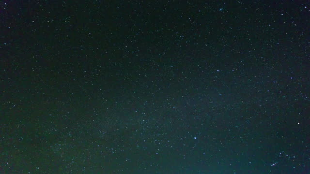 star time lapse. - ethereal stock videos and b-roll footage