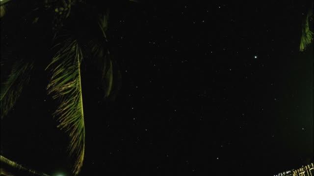 star timelapse - bahamas点の映像素材/bロール