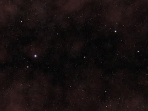 Starfield and nebula approach