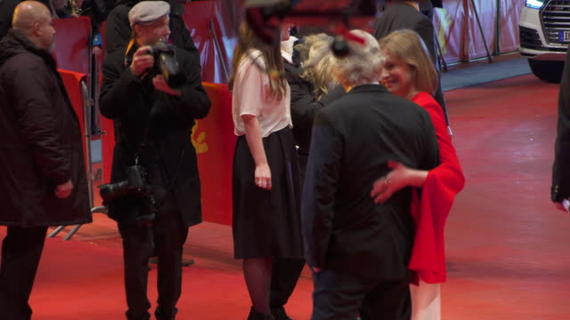 Stars and celebs shine during the opening's red carpet at Berlinale 2017