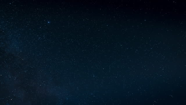 stars at night, time lapse - star field stock videos & royalty-free footage