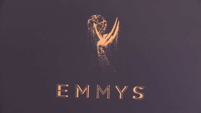 stockvideo's en b-roll-footage met atmosphere stars celebrate the 69th emmy awards season at the television academy's performers peer group celebration at montage beverly hills on... - emmy awards