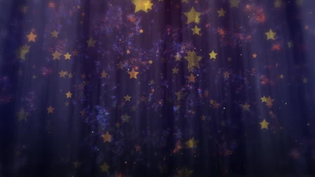 stars - lila stock-videos und b-roll-filmmaterial