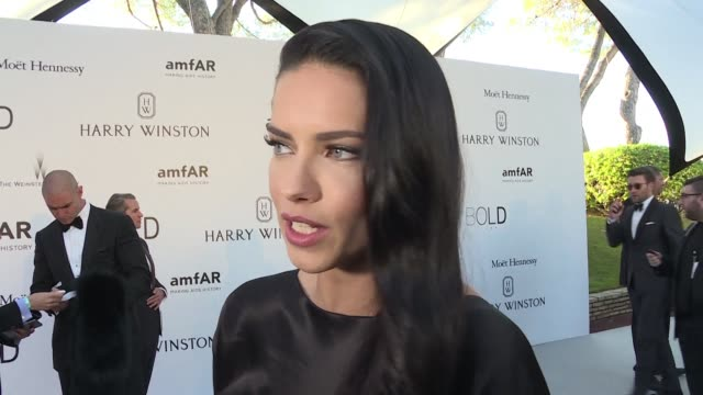 Stars from the world of fashion music and cinema flocked to the Cap Eden Roc hotel in Antibes in France on Thursday for the annual amfAR gala which...