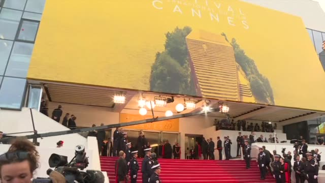 Stars gathered Sunday for the glittering awards ceremony at the Cannes film festival with a handful of favourites in the ring to win the coveted...