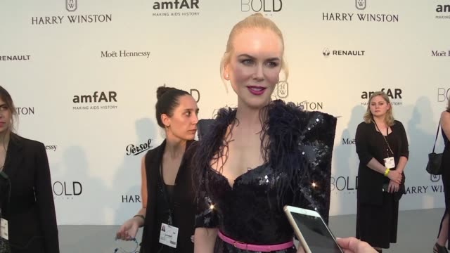 Stars including Lindsay Lohan Adrien Brody and Christoph Waltz joined their fellow celebrities at the annual amfAR gala on Thursday a highlight of...