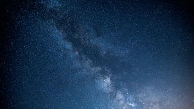 Stars Sky Space Astrofotografie time-lapse draaien