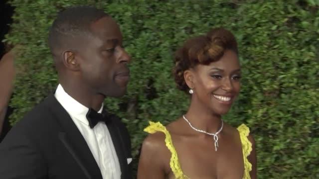 TV stars talk politics on the Emmys red carpet in Los Angeles