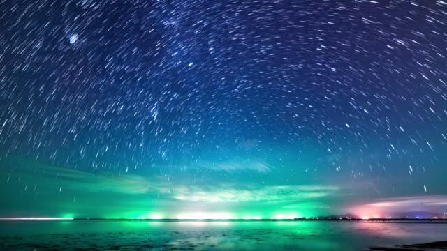 Estrelas intervalo de tempo 4 k