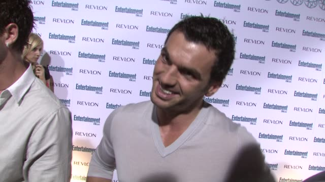 Stars Tony Dovolani at the Entertainment Weekly 6th Annual PreEmmy Party at Los Angeles CA