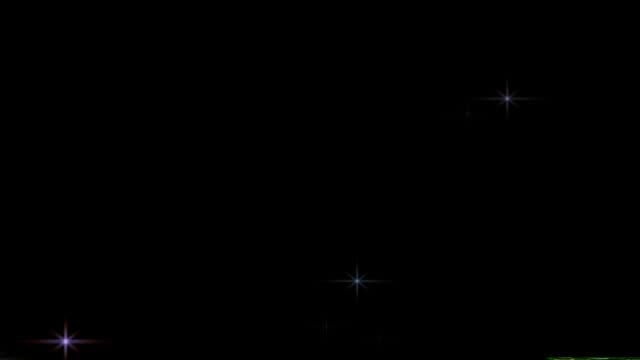stars (hd) - blinking star stock videos & royalty-free footage