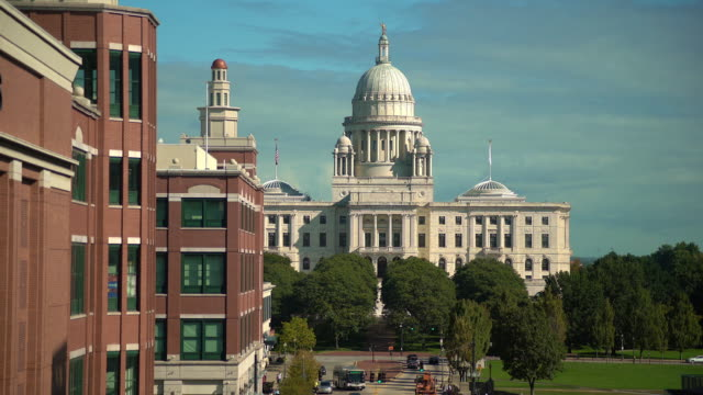 State Capitol building, Providence, Rhode Island, United States