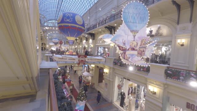 gum, state department store - shopping centre stock videos & royalty-free footage