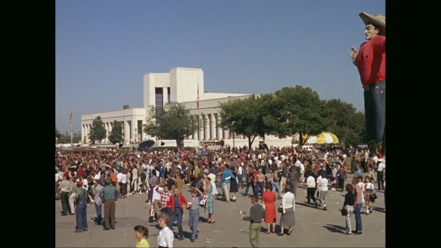 WS POV State Fair of Texas / United States