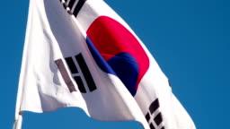 State Flag of Korea