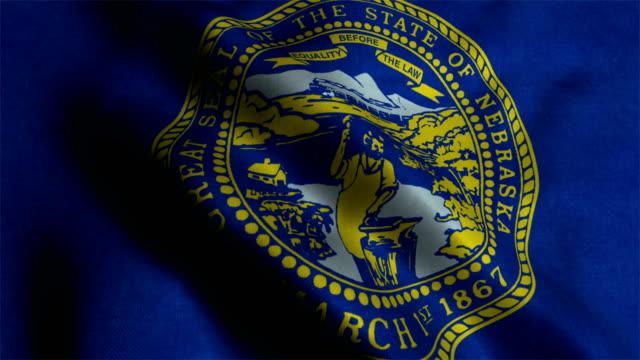 Der Nebraska State Flag