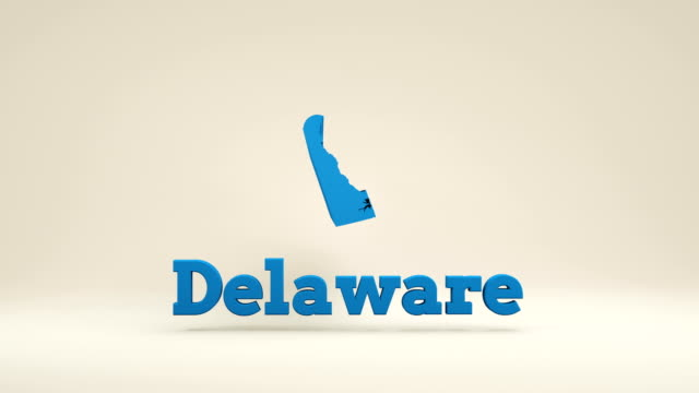 USA, State of Delaware