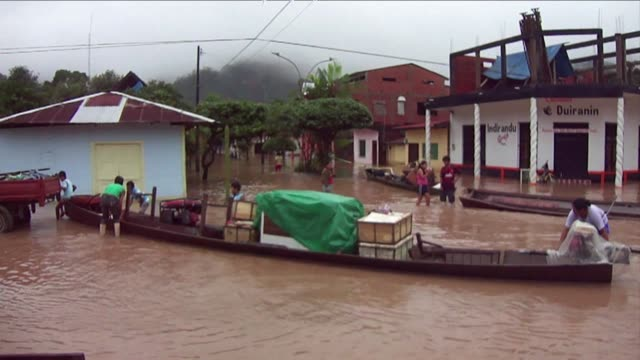 A state of emergency is still in place in Bolivia where the deadly rainy season has claimed 40 lives and damaged homes of more than 46000 people...