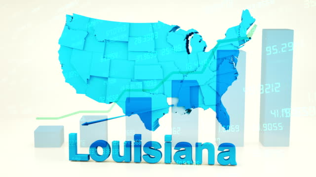 USA, State of Louisiana