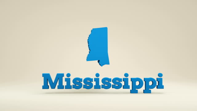 USA, State of Mississippi