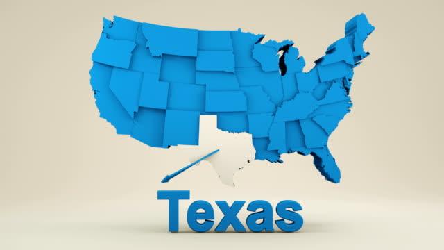 USA, State of Texas