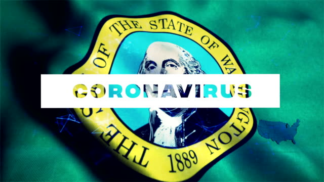 usa state of washington coronavirus news - florida us state stock videos & royalty-free footage