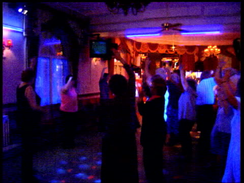 State retirement age may rise to 67 DATE Elderly people dancing to YMCA