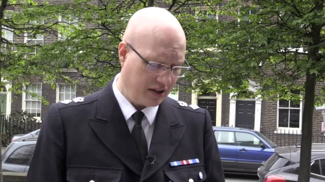 statement from chief superintendent colin wingrove on the ongoing extinction rebellion climate change protests in london police confirm 122 arrests... - arrest stock videos & royalty-free footage