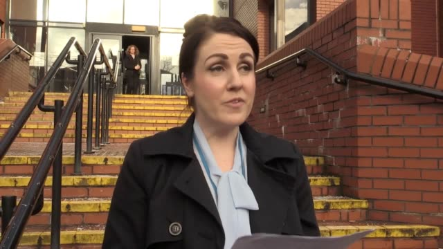 Statement from DC Michelle Preston of Leicestershire Police after former pole dancer Natasha Gordon was sentenced to four years in prison after...
