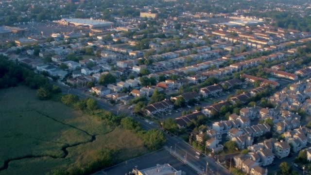 staten island/newark neighborhoods - staten island stock videos and b-roll footage