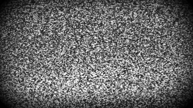 tv static from analog television set. 4k - video jockey stock videos & royalty-free footage