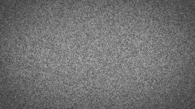 tv static hd - television static stock videos and b-roll footage