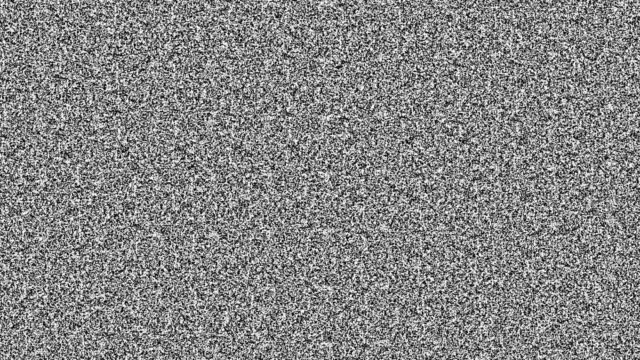 tv static - television static stock videos and b-roll footage