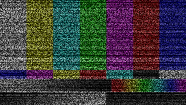 tv static - loss stock videos & royalty-free footage