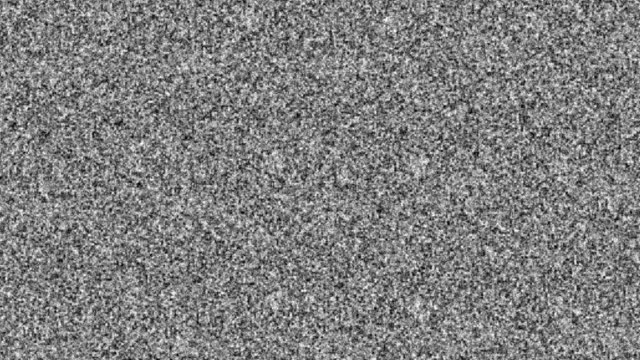 tv static with sound - television static stock videos and b-roll footage