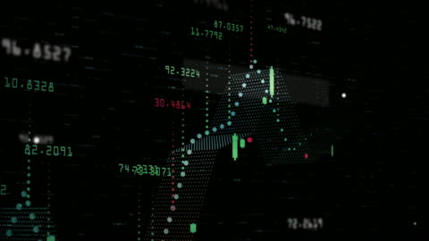 statistics,stock market bar graph trading stock video,financial figures and diagrams growing on digital background.technology,financial markets - no people,covid-19 financial market concepts – no people - impact stock videos & royalty-free footage