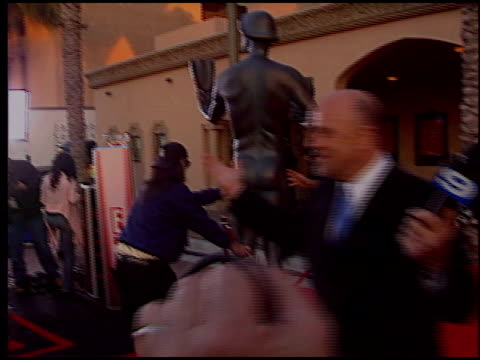 statue at the 2005 screen actors guild sag awards at the shrine auditorium in los angeles, california on february 5, 2005. - shrine auditorium stock videos & royalty-free footage