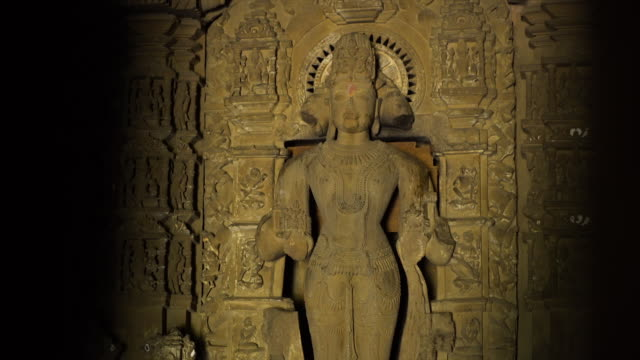 statue of a female deity - ancient stock videos & royalty-free footage