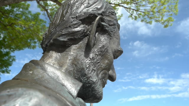 statue of abraham lincoln. - us president stock videos & royalty-free footage