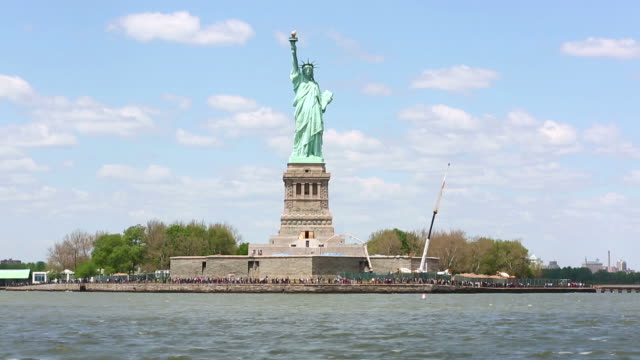 HD: Statue von Liberty, New York City