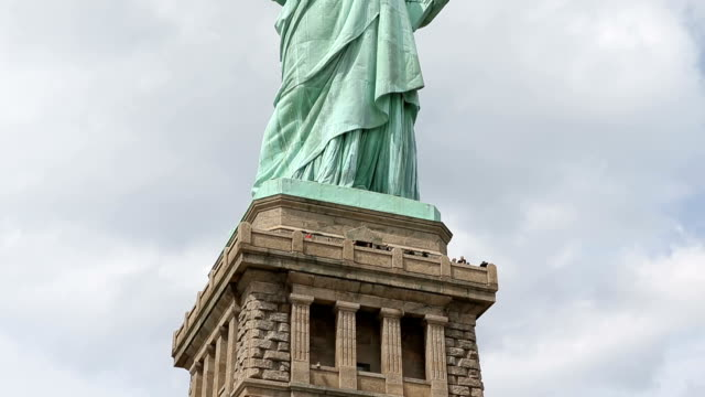 HD VDO : Statue of Liberty