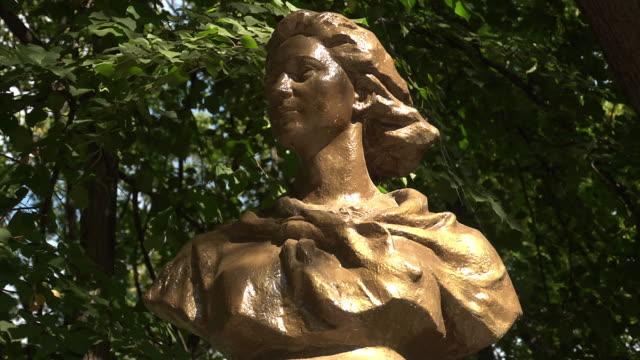 c/u statue - kharkov stock videos & royalty-free footage
