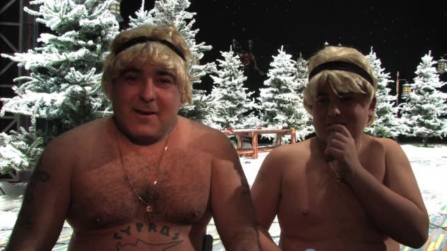 stavros flatley discuss playing pantomime and how it is performing alongside more established acts interview stavros flatley at piccadilly theatre on... - pantomime stock videos and b-roll footage