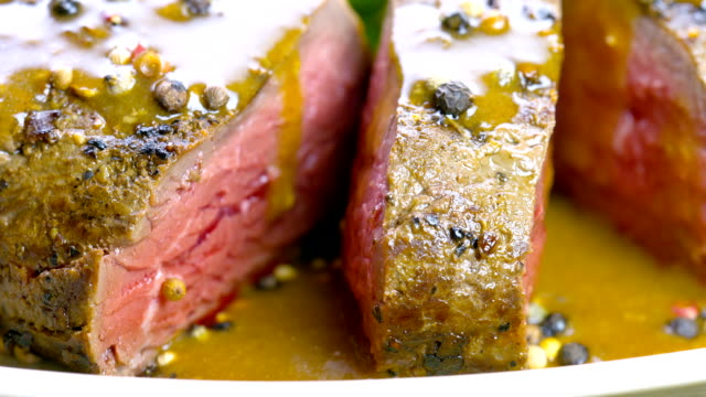 steak - pepper pot stock videos & royalty-free footage