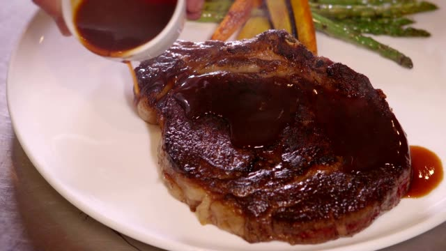 steak - steak stock videos & royalty-free footage
