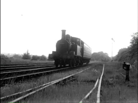 ms steam engine station route master / switzerland - tenbury wells stock videos and b-roll footage