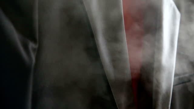 スチームアイロン - アイロン点の映像素材/bロール