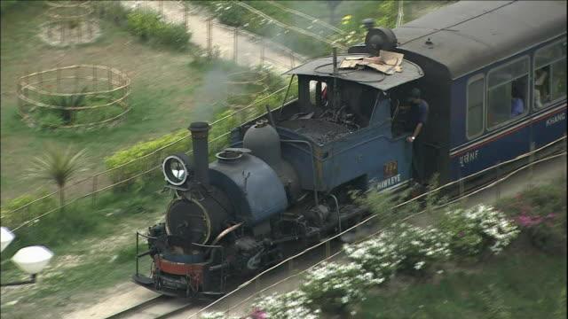 Steam locomotive, Darjeeling Himalayan Railway