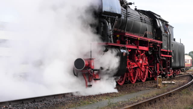 steam locomotive - boiler stock videos & royalty-free footage