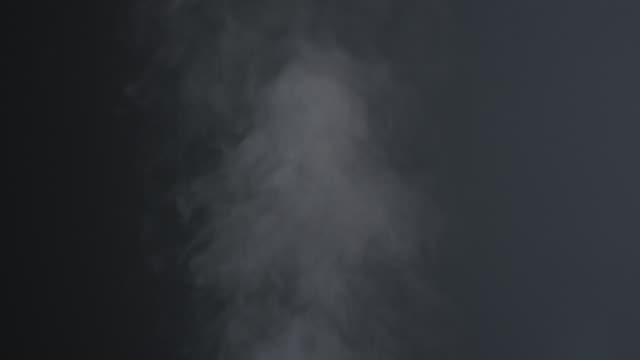 Steam on a dark background
